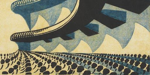 In Conversation: Sybil Andrews: Art & Life