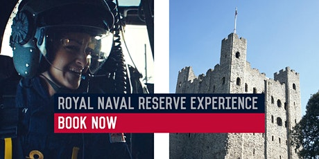 Royal Naval Reserve Experience – Hawke Division, Medway – 06/02/2020 tickets