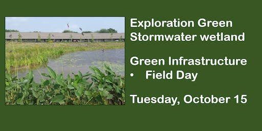 Exploration Green - Green Infrastructure Field Day