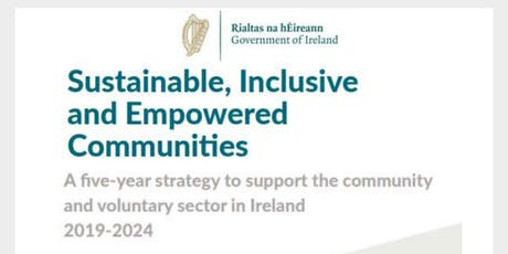 Sustainable, Inclusive & Empowered Communities Seminar Meath tickets
