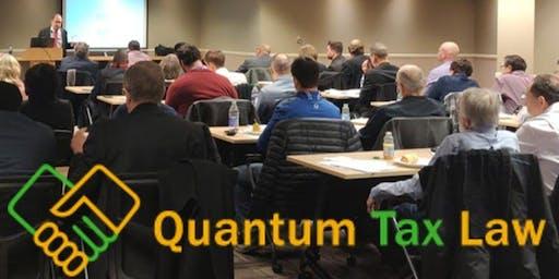 Tax & Estate Planning Seminar | Quantum Tax Law