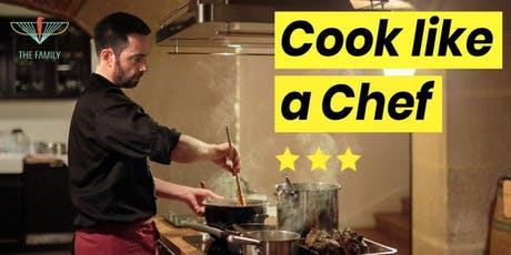 Cook Like a Chef tickets