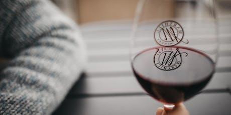 "Vancouver: Premium Wine Club ""The Little Blackbird"" October Release Weekends tickets"