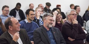 Voluntary Action Islington AGM and Volunteer of the...