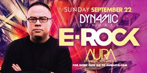 Aura Dynamic Sundays ft. DJ Erock  09.22.19 