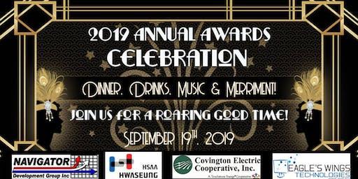 Annual Awards Celebration