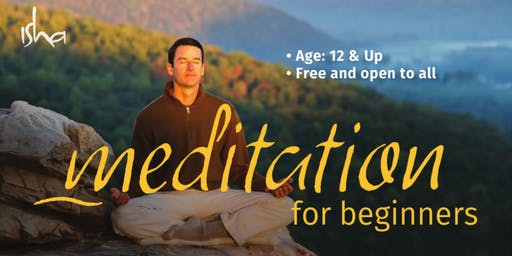 Free Meditation for Beginners
