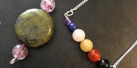 Wicked Wednesday Crystal Necklace Class tickets