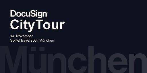 DocuSign City Tour München 2019