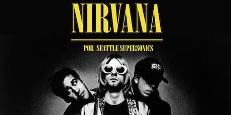 Nirvana por Seattle Supersonics entradas