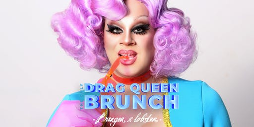 Nina West at The Only Drag Queen Brunch