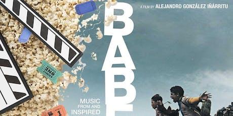 BABEL-Proiezione in Lingua originale [ENG] biglietti