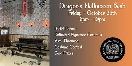 Dragon Halloween Bash tickets