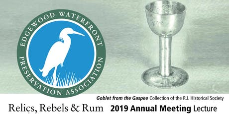 EWPA Annual Meeting Lecture: Relics, Rebels, and Rum tickets