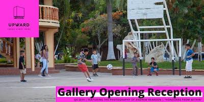 Upward Gallery: Andrew Reardon Opening Reception