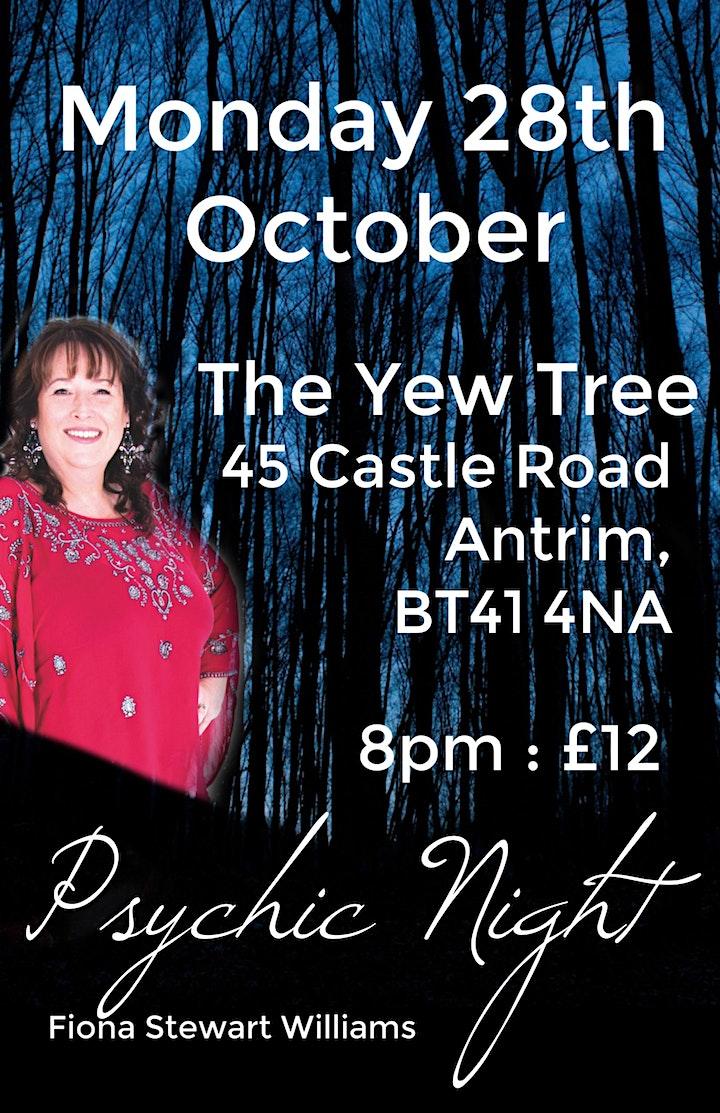 Psychic Night in Antrim image