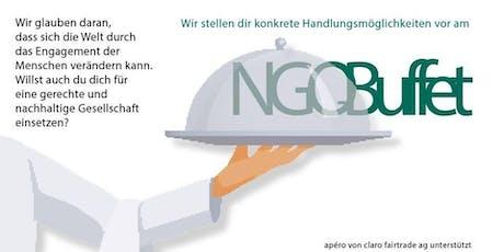 NGO-Buffet – Finde dein Engagement Tickets