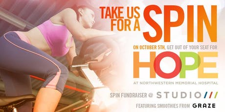 Spin with HOPE tickets