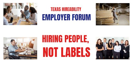 Texas Hireability Business Forum tickets