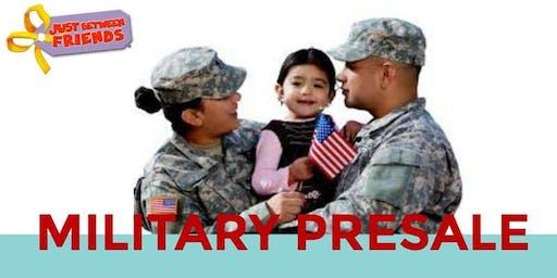 JBF Orlando - Military presale