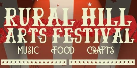 Rural Hill Arts & Crafts Festival tickets