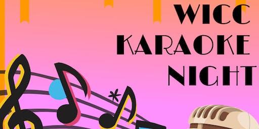 WICC Karaoke Fundraising Night
