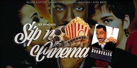 Sip N Cinema 1st Sundays tickets