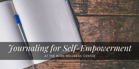 Journaling for Self-Empowerment tickets