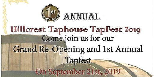 Hillcrest Taphouse Tapfest