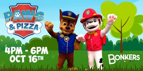 Paws and Pizza Meet & Greet Event tickets