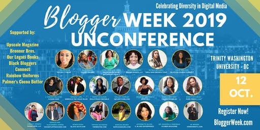 Blogger Week 2019 UnConference - DC Takeover!