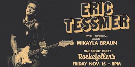 Eric Tessmer tickets