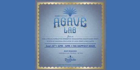 Agave Lab tickets