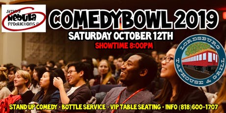 COMEDYBOWL 2019 tickets