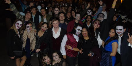 Halloween's 'Haunted Shoreditch Pub Crawl'- Thursday tickets