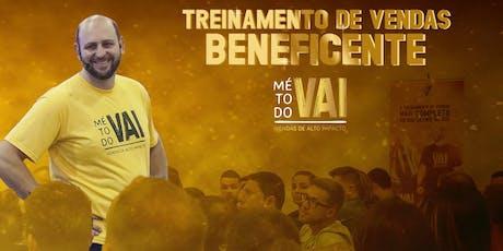 Treinamento de Vendas GRATUITO em Bento Gonçalves ingressos