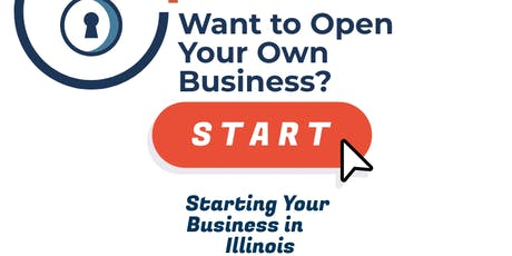 Starting Your Business in IL tickets