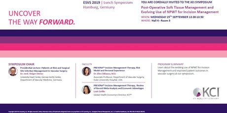 KCI Symposium @ ESVS tickets