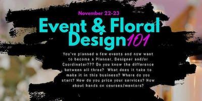 Event & Floral Design 101