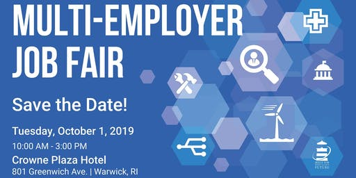 Multi-Employer Job Fair  - Warwick, RI
