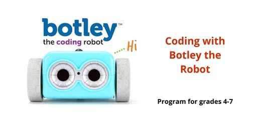 STEAM Program- Coding with Botley the Robot