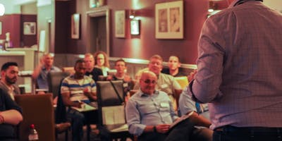 Competition Night! Northampton Speakers Club! - guests always welcome!