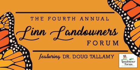 Fourth Annual Linn Landowner Forum tickets
