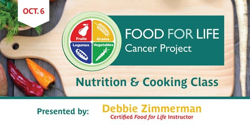 Food for Life Cancer Series