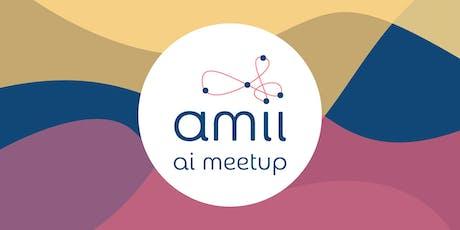 Amii's AI Meetup tickets