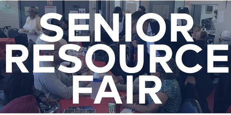 Senator Myrie's Senior Resource Fair tickets