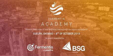 Fermentis Academy - Guelph ON tickets