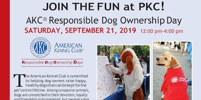 Responsible Dog Owner Day/Meet the Breed