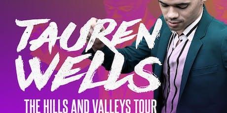 Tauren Wells Volunteers - Winterville, NC tickets