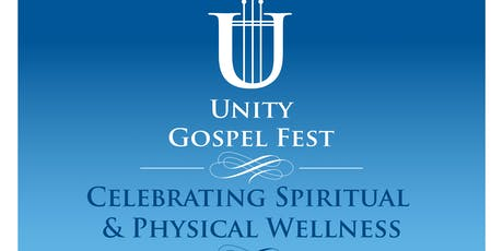 Copy of 11th Annual Gospel Fest: Celebrating Spiritual & Physical Wellness tickets